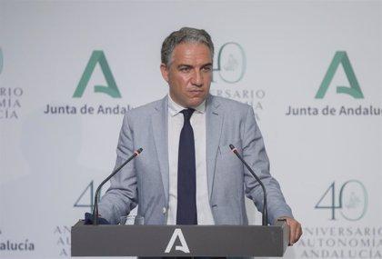 Elías Bendodo resalta el plan de contingencia activado por la Junta ante rebrotes y actuaciones urgentes