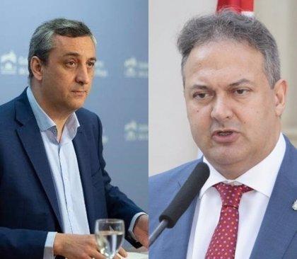 Andreu destituye al consejero de Educación y al portavoz del Ejecutivo