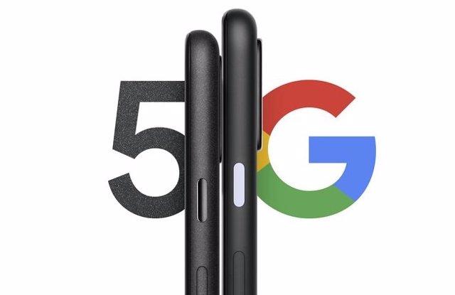 Google lanzará en otoño su buque insignia Pixel 5, compatible con 5G