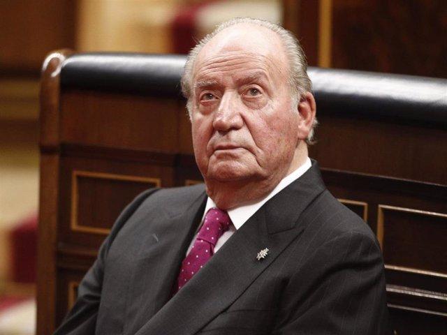 VÍDEO: El Rey Juan Carlos llega a la Clínica Quirón para ser operado del corazón