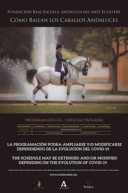 La Real Escuela Andaluza de Arte Ecuestre duplica sus espectáculos en el mes de agosto