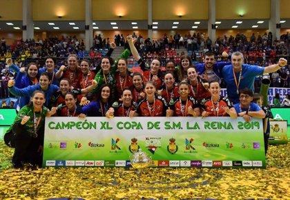 La RFEBM reparte el dinero de su convenio con Iberdrola con los clubs de la Liga Guerreras 19-20