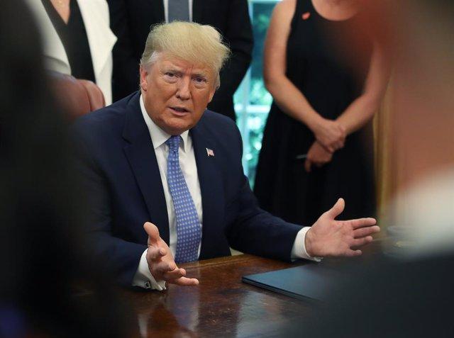 EEUU.- Trump amenaza con tomar medidas legales contra el estado de Nevada por pe