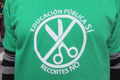 Marea Verde anuncia movilizaciones en septiembre en defensa de la escuela pública y para garantizar una vuelta segura