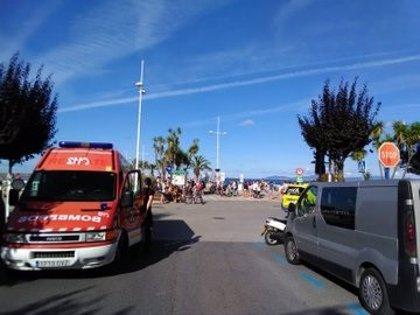 Evacuado el muelle Don Luis de Castro por exceso de aforo