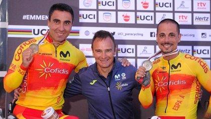 La selección española de ciclismo adaptado de carretera retoma su actividad con una concentración en Altea