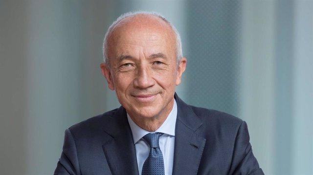 El próximo presidente de IAG, Javier Ferrán.