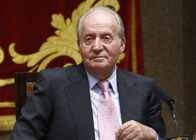 El rei emérito, Juan Carlos I