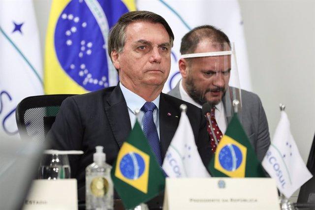 Coronavirus.- El jefe de Gabinete de Bolsonaro da positivo por coronavirus