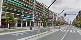 Avenida de Juan Carlos I de Logroño