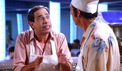 Muere Reni Santoni, actor de Seinfeld y Harry el Suicio, a los 81 años