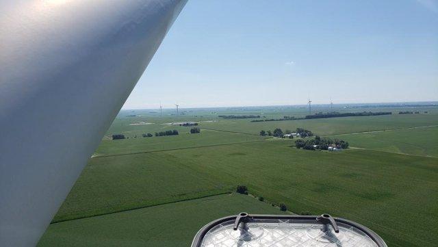 Economía/Empresas.- EDPR pone en operación un parque eólico de 200 MW en Estados