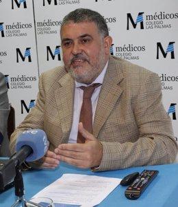 Moisés Labrador, presidente del Comité de Inmunología de la Sociedad Española de Alergología e Inmunología Clínica (SEAIC) y coordinador científico del Simposio Internacional Avances y Perspectivas en Alergia Cutánea e Inmunología