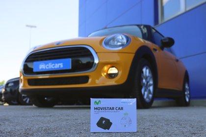 Telefónica se alía con Clicars, que será distribuidor oficial de Movistar Car