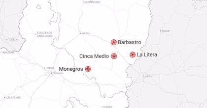 Las comarcas de La Litera, Cinca Medio, Monegros y la ciudad de Barbastro vuelven a la nueva normalidad
