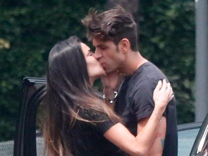 Carla Barber estalla después de dar un paso más en su relación con Diego Matamoros