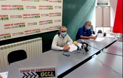 UCCL se movilizará si no hay un acuerdo para imponer costes de producción oficiales