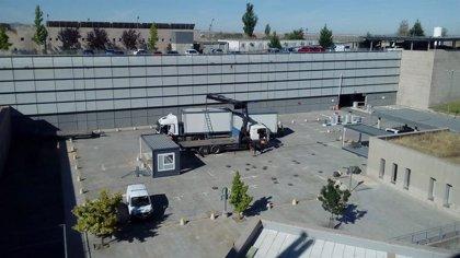 Comienzan las obras de ampliación de la unidad de Urgencias del Hospital General de Segovia