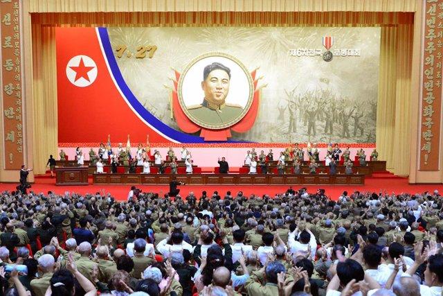 Corea.- Un informe de la ONU acusa a Corea del Norte de seguir adelante con su p