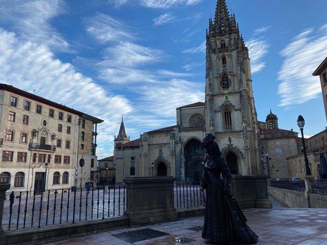 """Vox propone que la candidatura a la Unesco se centre en la """"ciudad sagrada"""" de O"""