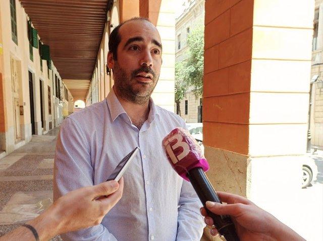 """Podemos Baleares considera """"un desprecio a los españoles y a la propia monarquía"""