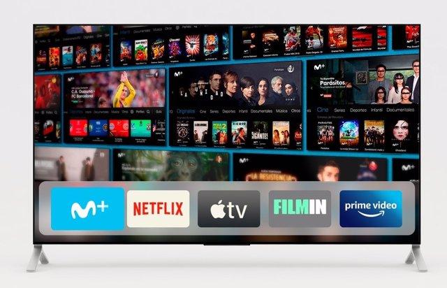 Movistar+ en Apple TV