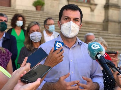 "G. Caballero (PSdeG) cree el documento de remanente ""la única alternativa viable"" y se remite al presidente de la FEMP"