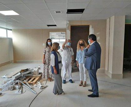 La Junta invierte más de 230.000 euros en la reforma de las Urgencias del Hospital de Puerto Real (Cádiz)