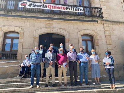 Diputación de Soria destina 170.500 euros a entidades sociales