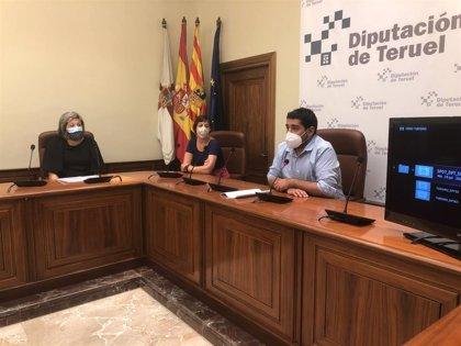 """El """"frescalor"""", """"rapilento"""", """"tranquitenso"""" y """"cosmopueblita"""" de la campaña de Siente Teruel, ahora en lengua de signos"""