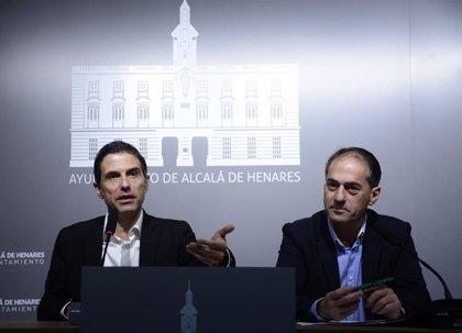 """Alcalde de Alcalá tilda de """"vergonzoso"""" que el PP ataque el """"buen acuerdo"""" de la FEMP sobre remanentes de tesorería"""
