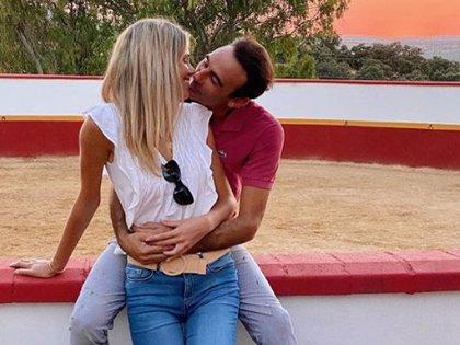 Enrique Ponce y Ana Soria intercambian comentarios románticos en sus redes sociales