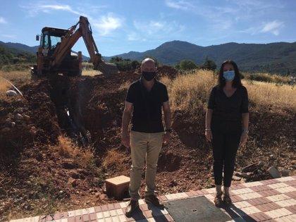 Diputación invierte 47.000 euros para mejorar el abastecimiento de agua de Villarrodrigo, Orcera y La Puerta de Segura