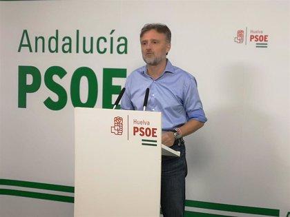 """PSOE-A asegura que las mociones de censura de Cartaya y Manzanilla (Huelva) """"van a beneficiar a los ciudadanos"""""""