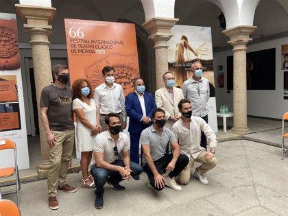 El Festival de Mérida llevará cuatro espectáculos a la ciudad romana de Cáparra entre el 13 y el 16 de agosto