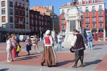 Cruz Roja en Valladolid continúa en agosto con visitas teatralizadas en 'Un verano conociendo tu ciudad'