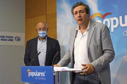 PP buscará consensuar una propuesta en el Parlamento en contra del acuerdo Gobierno-FEMP