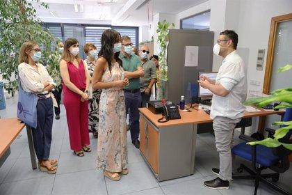 La Agencia madrileña para el Empleo posibilitó durante meses de pandemia la formalización de mil contratos de trabajo