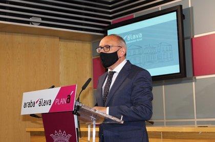 González apela a la responsabilidad cuando deberían comenzar las fiestas de Vitoria que han sido suspendidas