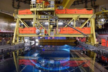 El Gobierno autoriza a Enresa la compra de 10 contenedores para los residuos nucleares de Cofrentes por 30,3 millones