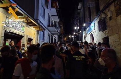 Quiñones insta al Gobierno de Cantabria a prohibir el consumo de alcohol en la calle