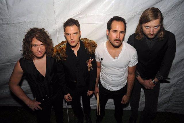 El grupo The Killers