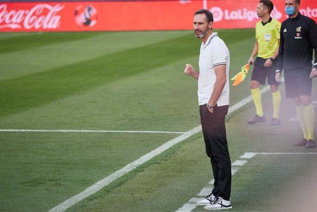 Fútbol.- El RCD Espanyol confirma a Vicente Moreno como su nuevo técnico por las