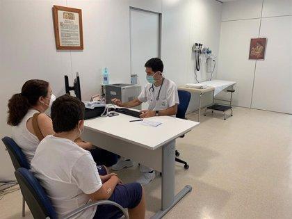 Las nuevas consultas de Pediatría y Ginecología del Castilla del Pino atienden a sus primeros pacientes