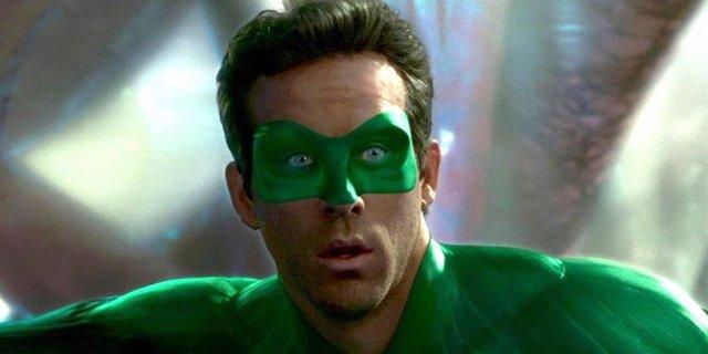 """Ryan Reynolds Con Su """"Propio Montaje"""" De Green Lantern"""