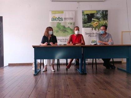 La Junta presenta a los empresarios de la Sierra de Aracena (Huelva) las ayudas para la digitalización