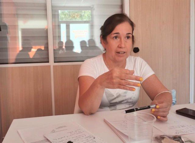 Delegada de Desarrollo Local de Bormujos, Cyra de la Cruz