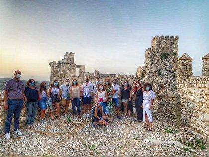 Agentes de viajes de Sevilla participan en acciones promocionales en Galicia y Córdoba para conocer la oferta del sector