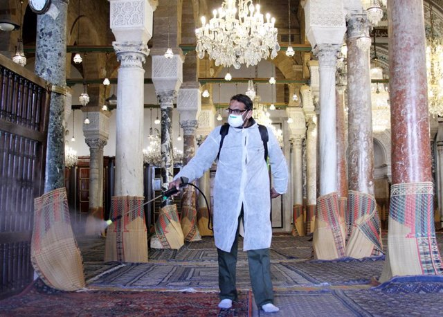 """Coronavirus.- Túnez afirma que la pandemia """"está bajo control"""" en el país ante e"""