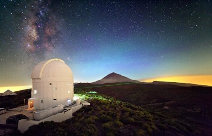 Realizada la primera detección láser de desechos espaciales a plena luz del día